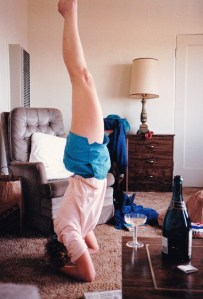 Headstand Photo